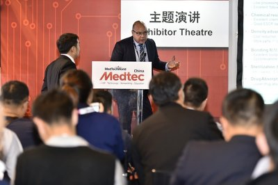 2016 Medtec China onsite