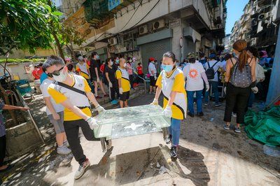 Sands China and Adelson Family Expand their Contribution to Typhoon Relief Efforts with a MOP 65 million donation