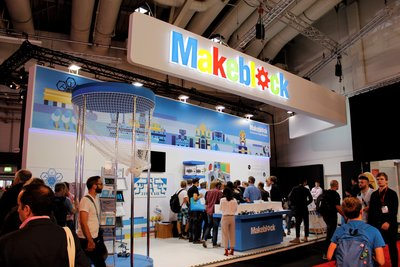 Makeblock is showcasing its latest products to IFA at booth 201b in Hall 26.