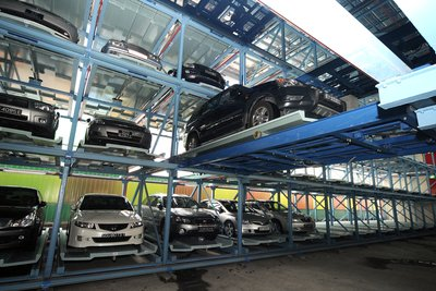 Automated Car-Parking System
