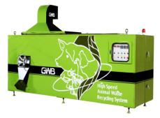 High Speed Animal Waste Recycling System, produced by The Green Wonder Biotech