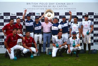 DI and British Schools Won the Respective Matches, Securing the Chelsea Barracks Dynasty Plate and the VistaJet Tnag Cup