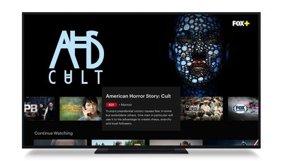 FOX+ Now Available on Android TV