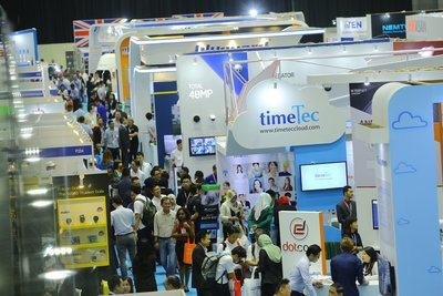 Visitors from around the region gather under one roof to witness the latest products in security, fire and safety showcased by world-leading brands.
