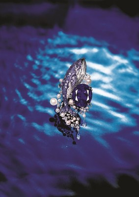 """Formosa Ocean Praise"" jewellery series brought by Glamour Fine Jewelry"