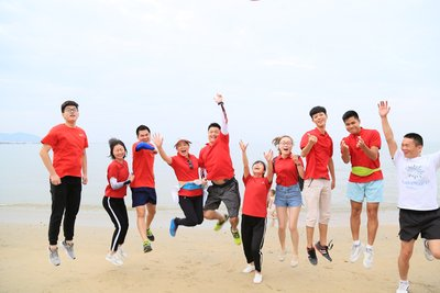 24 Hotels in Hainan Joined Hands with Marriott International 'Run to Give' in Support of Yao Foundation and Sanya Social Welfare Home