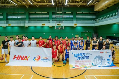 Hainan Airlines Group 2017 Global Games Started at Asia-Pacific competition area