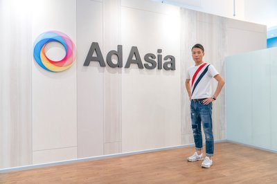 Kosuke Sogo, CEO and co-founder of AdAsia Holdings