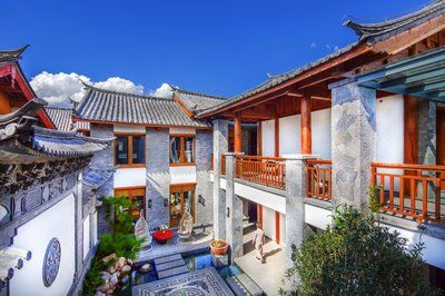 LUX* Lijiang, located in the heart of Lijiang Ancient City