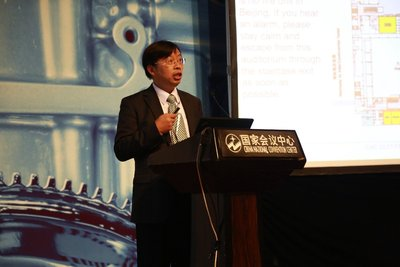 Prof. Shijin SHUAI, State Key Lab of Automotive Safety and Energy, Tsinghua University