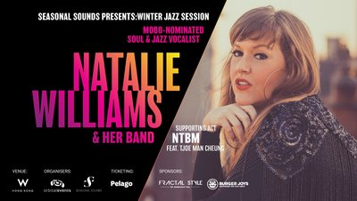 Natalie Williams - Friday, November 17 at W Hotel