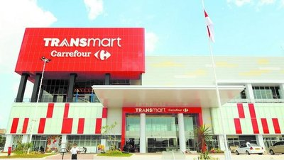 PT. Berca Schindler Lifts Awarded Transmart Carrefour Expansion Projects