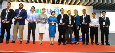 Opening Ceremony Vietwater and RE & EE Vietnam 2017