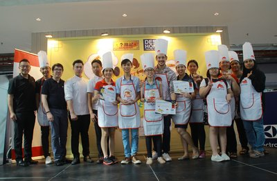 """Lee Kum Kee """"My Fun Cooking 2017"""" in Malaysia concludes successfully"""