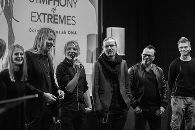 World Premiere of The Symphony of Extremes Music Video