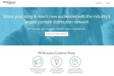 PR Newswire launches online portal for customers in Asia-Pacific