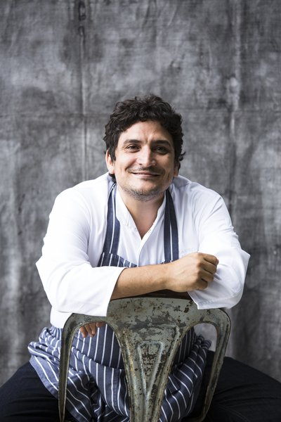 Capella Bangkok -- Mauro Colagreco © Matteo Carasale (photo credit to Matteo Carasale)