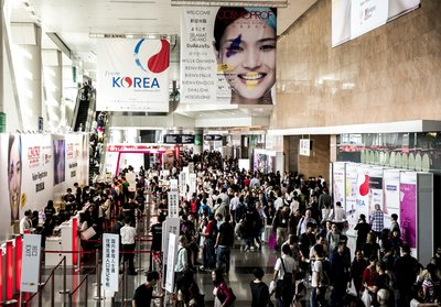 2017 Cosmoprof Asia registers 83,793 visitors representing 135 countries, +9% compared with last year