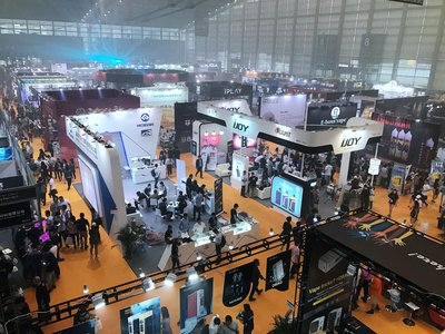 e-Cig Expo 2017 (IECIE) Welcomed 36,351 Visitors