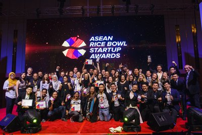 Regional Winners of the Rice Bowl Startup Awards 2017