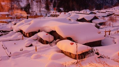 China's Snow Country