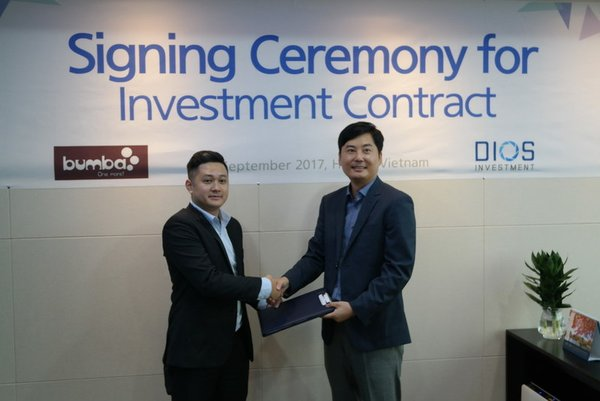 Dios Investment Co., Ltd. takes over Vietnam's 'BUMBA MILK TEA'
