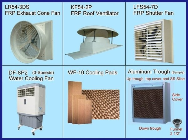 Kolowa Ventilations and cooling system