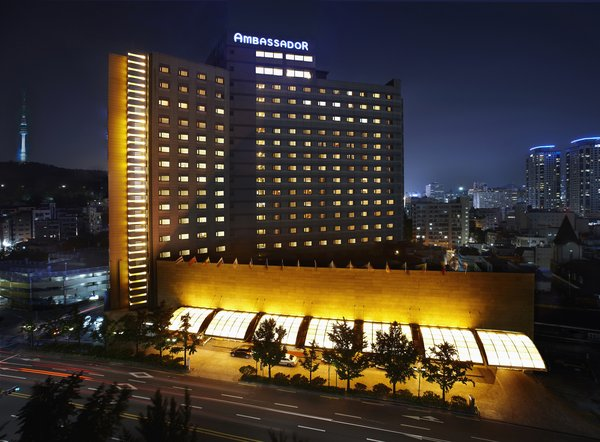 Grand Ambassador Seoul associated with Pullman Exterior