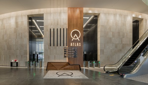 ATLAS Workplace & Living Space - Guangzhou Agile Centre
