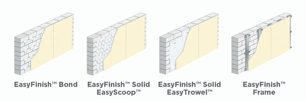 USG Boral launches new customized cement render replacement system, EasyFinish System.