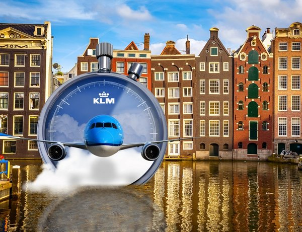 KLM Ready, Set, Fly Promotion