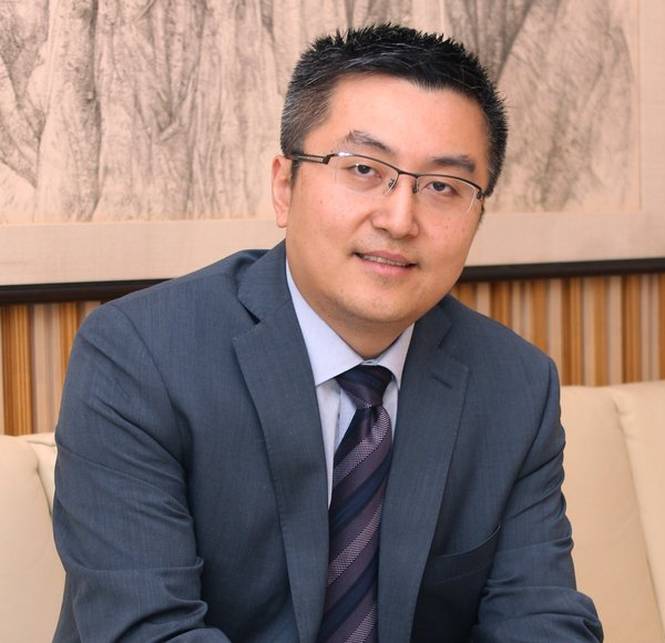 Dr. Brian Gu, XPENG Motors vice chairman and president