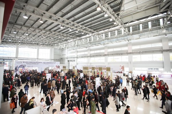 Enormous inflows to the HOTELEX Shanghai 2017 with expanded exhibit ranges