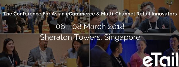 The Event For Asian eCommerce & Multi-Channel Retail Innovators