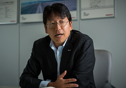 Takashi Yoshizawa, Vice President of R&D Autonomous Driving, Nissan, will join experts and business leaders at the GREAT Festival of Innovation