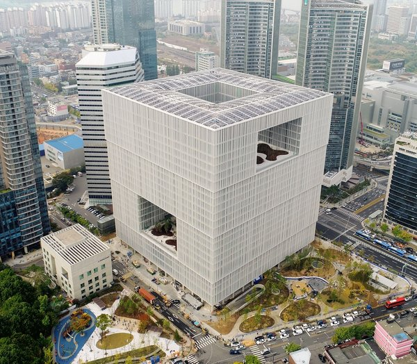 New Headquarters Located in Yongsan, Seoul