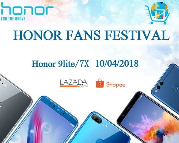 Honor 2nd Fans Festival in Thailand