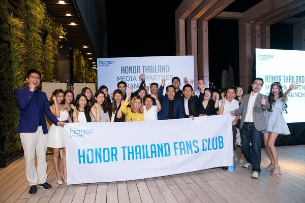 Honor Thailand fan meetup in March
