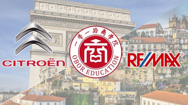 New corporate partners of OBOR Edu - Citroen and Remax