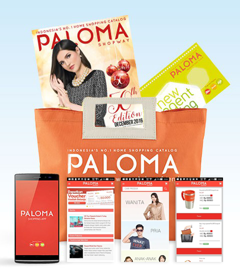 The Application Scenarios of Paloma