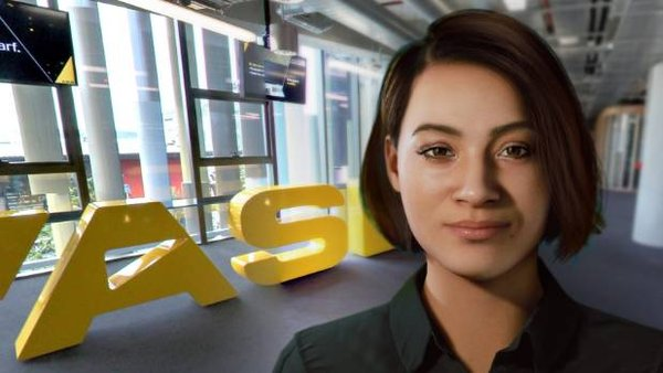 FaceMe and ASB designed Josie is the first human-like interface powered by artificial intelligence to be used in Australasian banking.