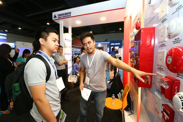 Cutting edge product available at IFSEC Philippines including Access Control & Biometrics, CCTV, Cyber Security, Fire Alarms, IoT, and more