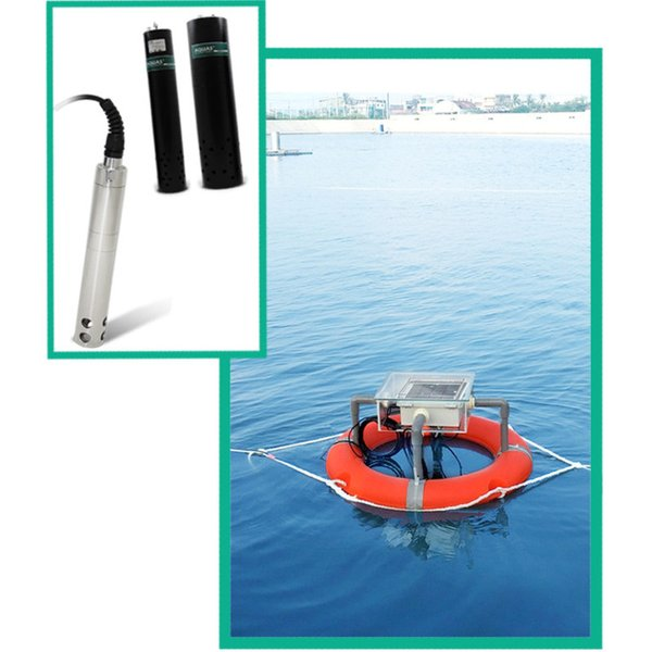 Aquas 'Multiparameter Water Quality Monitoring Sonde', 'pH Analyzer' and Quadlink 'QAM300-DE' help users to detect water quality efficiently.