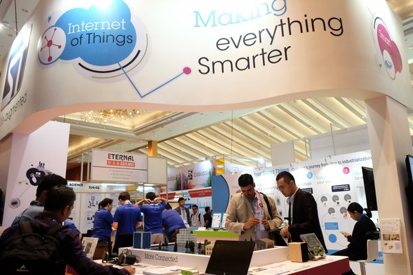 CommunicAsia - Making everything smarter
