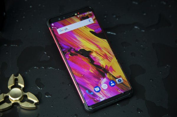Breakthrough the traditional rugged phone, the mid-high end rugged phone with all-screen design, vernee V2 Pro is here in the market