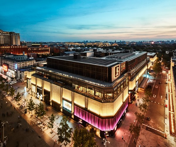 WF CENTRAL represents an iconic new destination for international retail, world-class dining and art and cultural experiences in the heart of Beijing. It will play a crucial role in the redevelopment of the historic Wangfujing area of Beijing into a pre-eminent destination for retail, dining and commercial activities.