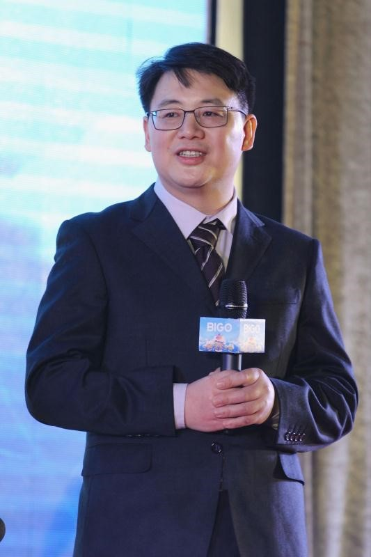 Jason Hu Jianqiang Chief Technology Officer of BIGO Technology shared with attendees at SINO AI FORUM 2018 held in Nanjing 1 June 2018