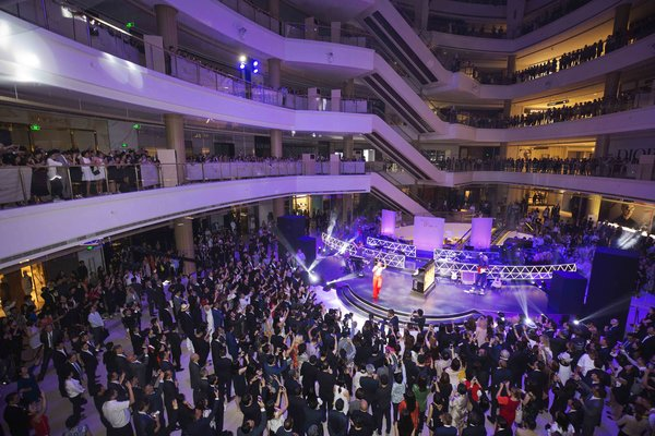 The star-studded Home to Luxury Celebration Party for the completion of asset enhancement of Plaza 66 in Shanghai was awarded the Silver Award in the category of Awards for Innovation in Events – Award for Innovation in Business-to-Business Events of the Asia-Pacific Stevie Awards 2018 for its creative concepts and contents.
