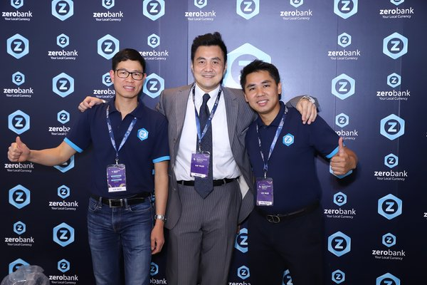 Mr. Kai Yee Goh (MBA)-Co-founder & CEO, Mr. Bao Ly (PhD)-Co-founder & CTO and Mr. Ben Nguyen (MSc)-Co-founder & CFO