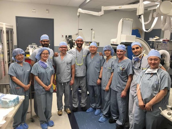 First Clinical Implantation of Transcatheter Pulmonary Valve VenusP-Valve in North America was Successfully Performed in Vancouver, Canada